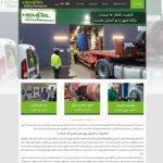 طراحی سایت hempel