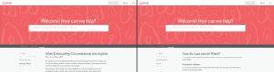 یکی از اصول طراحی وب سایت حرفه ای ثبات است