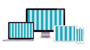 اضافه کردن گرید هنگام طراحی وب سایت حرفه ای