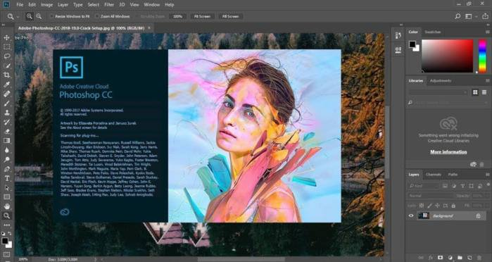 نرم افزار فتوشاپ – Photoshop
