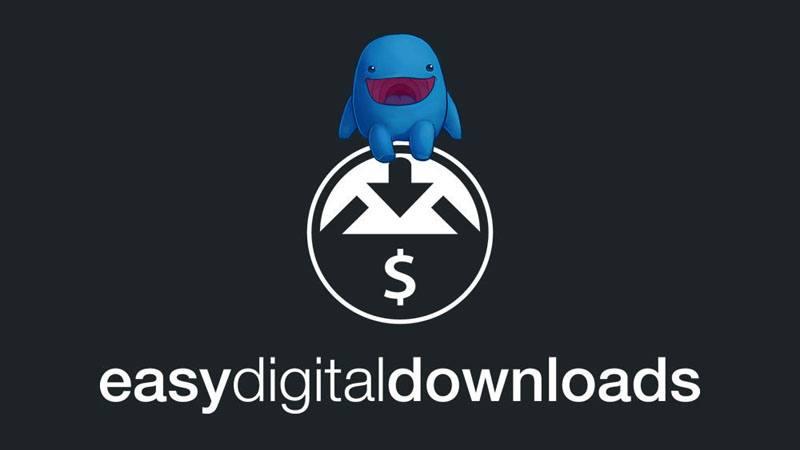 معرفی افزونه Easy digital downloads