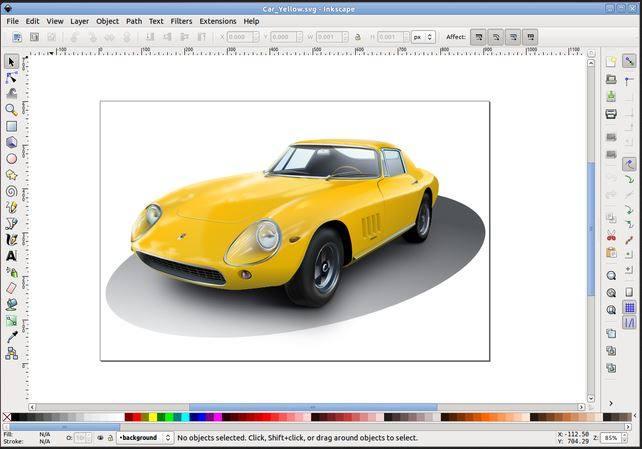 نرم افزار Inkscape