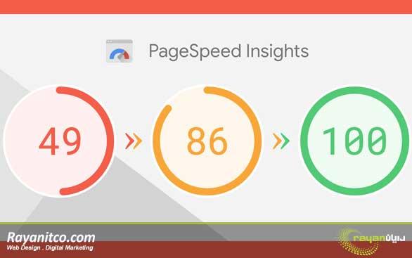 سرعت سایت خود را افزایش دهید