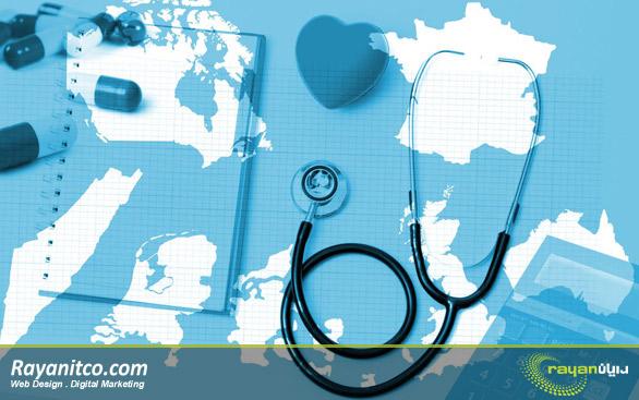 طراحی سایت بیمه در تمام زمینه ها