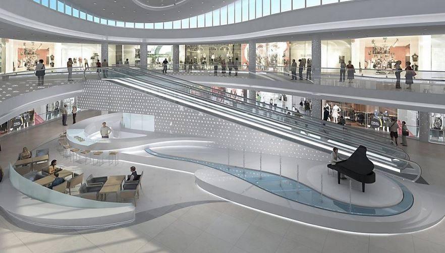 طراحی سایت مرکز تجاری