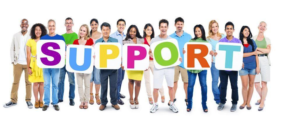 پشتیبانی رایگان طراحی سایت انجمن