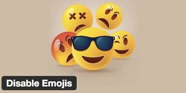 Disable Emojis