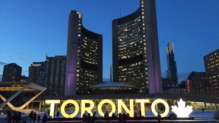 طراحی سایت در تورنتو کانادا