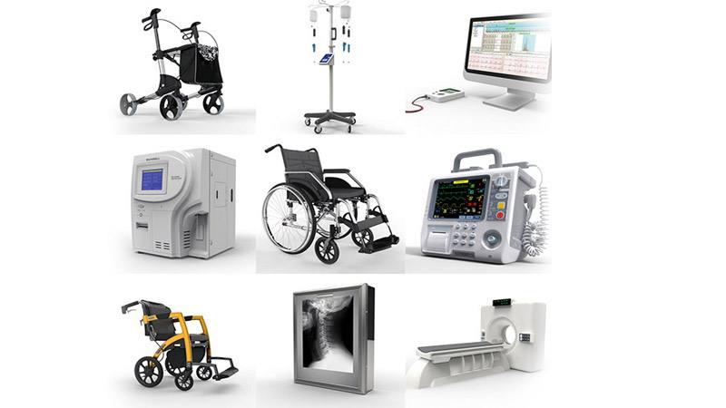 طراحی سایت تجهیزات پزشکی در کرج