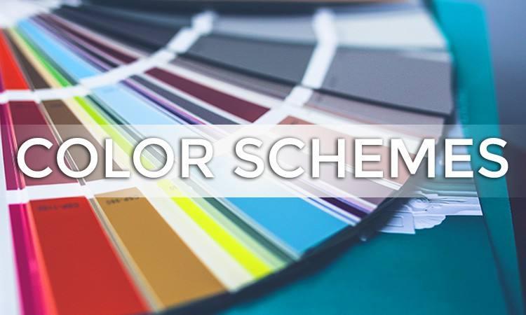 چه رنگ هایی مناسب وب سایت های شرکتی می باشد؟