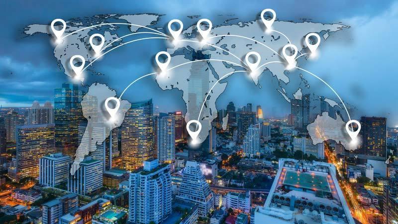 طراحی سایت شرکت بازرگانی صادرات و واردات