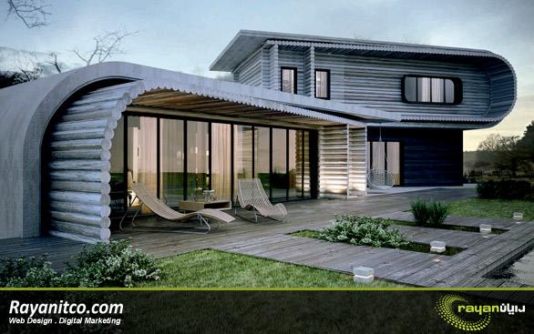 قیمت طراحی سایت معماری