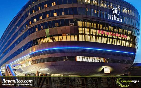 طراحی سایت هتل و بهبود کسب و کار