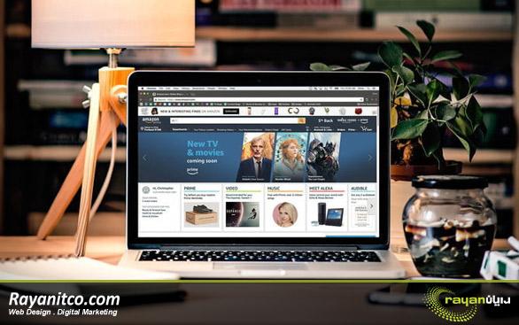 طراحی سایت فروشگاهی – طراحی سایت فروشگاه اینترنتی