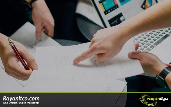 شرکت طراحی سایت دریاچه چیتگر