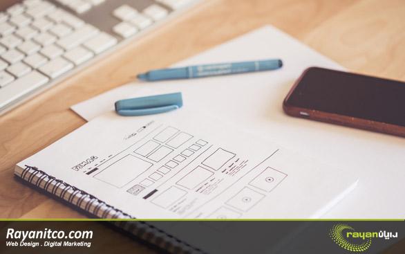 طراحی سایت دروازه قزوین - طراحی وب سایت قزوین