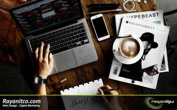 طراحی سایت میدان امام حسین - طراحی وب سایت امام حسین