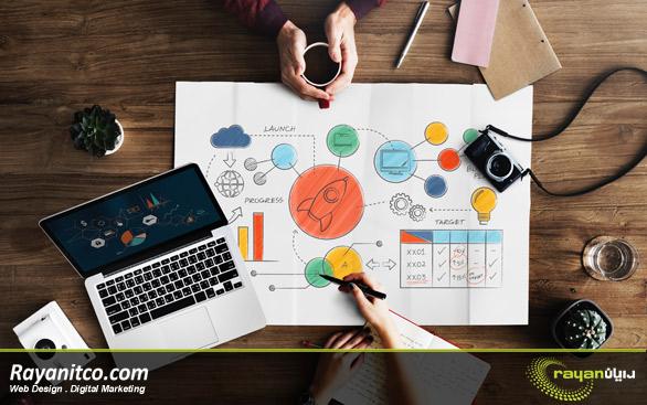 طراحی سایت توانیر - طراحی وب سایت توانیر