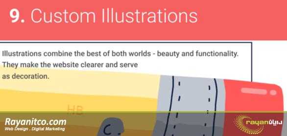 تصاویر سفارشی در بهینه سازی سایت