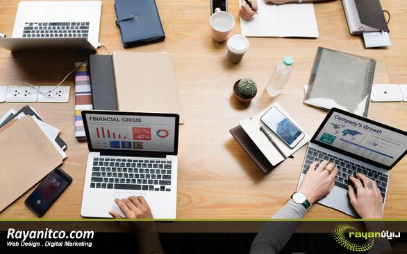 ایجاد وب سایت در شهرک صنعتی چهاردنگه