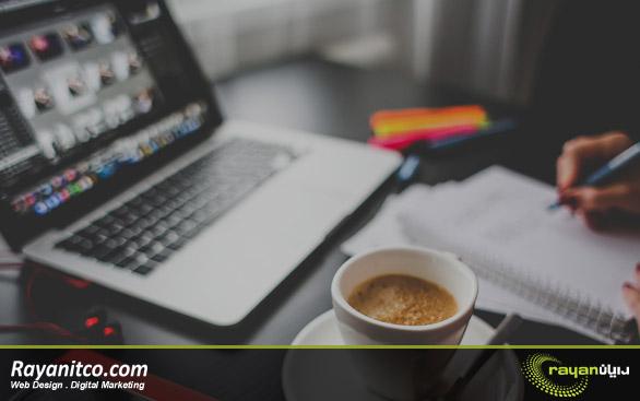 ایجاد وب سایت در شهرک صنعتی قنوات