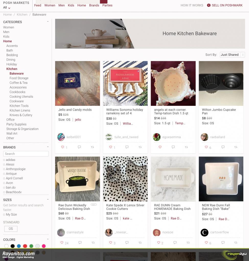 کانال های فروش آنلاین