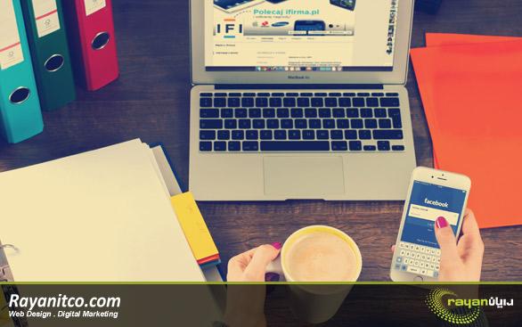 ایجاد وب سایت در شهرک صنعتی شمس آباد