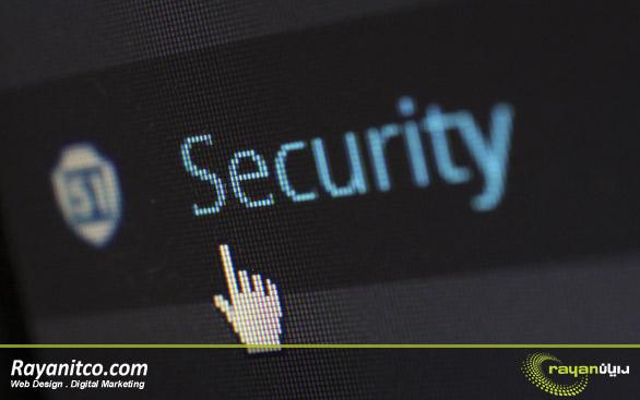 امنیت بالای وب سایت و قدرتمند