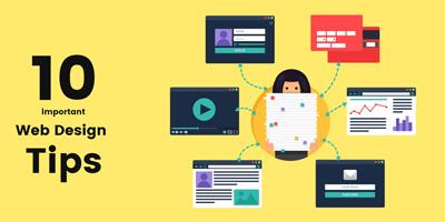 طراحی وب برای به دست آوردن وب سایت ایده آل