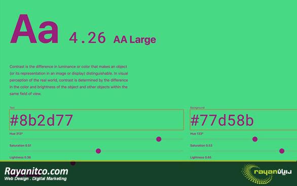 استانداردهای دسترسی برای بهبود طراحی وب سایت