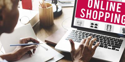 فروش تجارت الکترونیکی در سال 2020