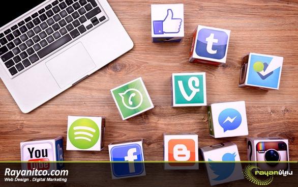 تاثیر شبکه های اجتماعی