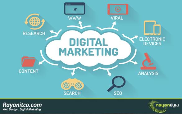 دیجیتال مارکتینگ و سرمایه گذاری روی تبلیغات کلیکی
