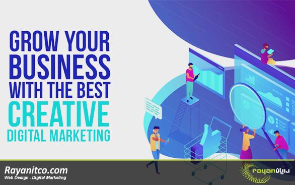 افراد موفق در کسب و کار، وب سایت موفقی داشته اند
