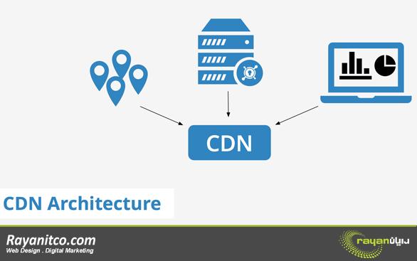 منظور از CDN یا همان شبکه توزیع محتوا چیست؟