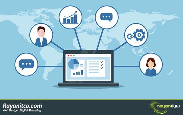 اکثر بازدیدکنندگان شما از چه مسیری وارد وب سایت شما می شوند؟