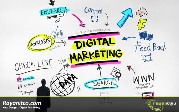 اهمیت دیجیتال مارکتینگ (بازاریابی دیجیتال) برای کسب و کارهای کوچک