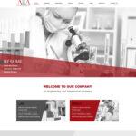 طراحی سایت شرکت آرا دبی