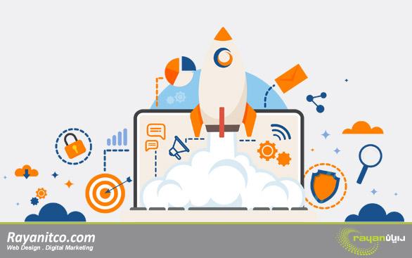 مزایای شروع دیجیتال مارکتینگ و طراحی سایت در ابتدای شروع کسب و کار