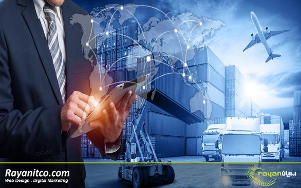 ویژگی های طراحی سایت حمل و نقل