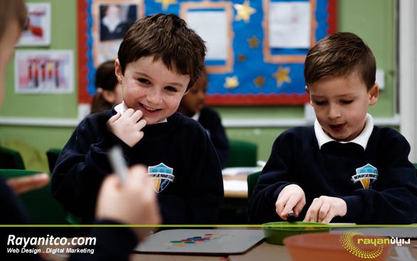 در طراحی سایت مدرسه چه نکاتی باید در نظر گرفته شود؟
