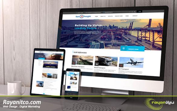 ویژگی های طراحی سایت باربری (اتوبار)