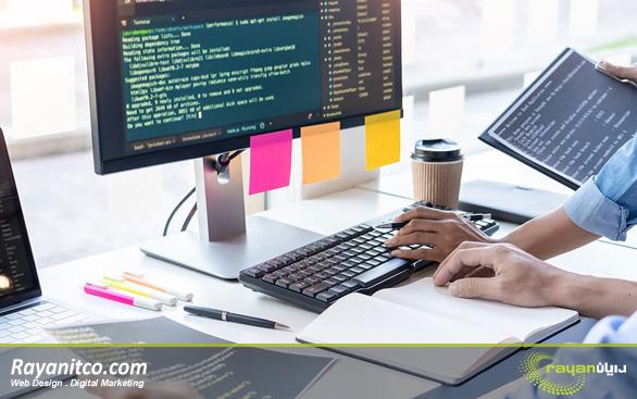 طراحی سایت همایش و کنگره با شرکت رایان