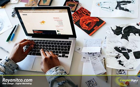 طراحی سایت چاپ آنلاین (طراحی سایت چاپخانه)