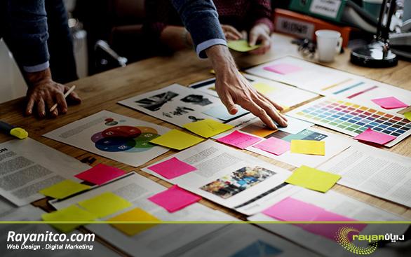 در طراحی سایت چاپ آنلاین(چاپخانه) چه نکاتی باید در نظر گرفته شود؟