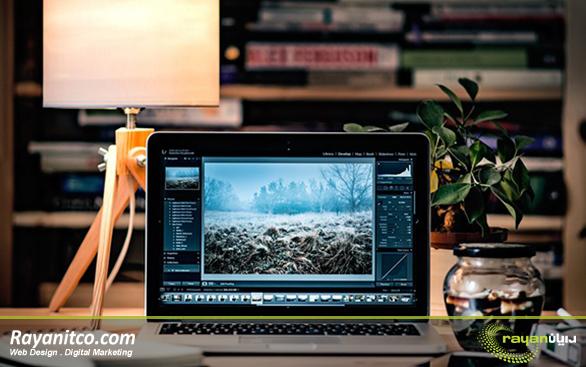 ویژگی های طراحی سایت عکاسی