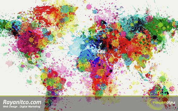 طراحی سایت بین المللی حرفه ای