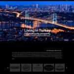 طراحی سایت شرکت Cyrus Trade