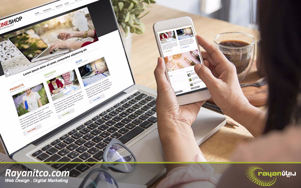 شرکت رایان، معتبرترین شرکت طراحی سایت موتور جستجوگر کالا با قیمت مناسب