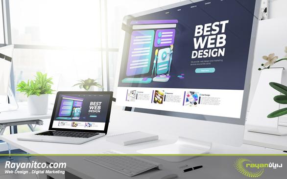 خدمات طراحی سایت در کشور روسیه